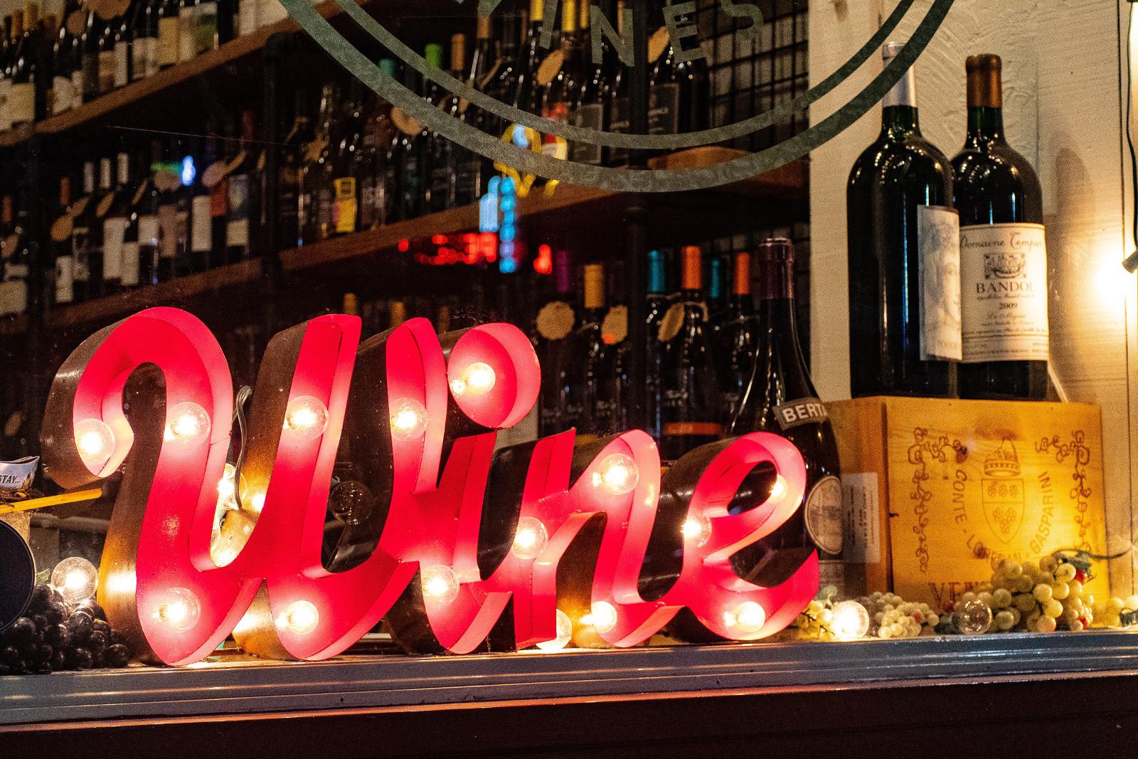 Il buon vino non ha bisogno di frasca