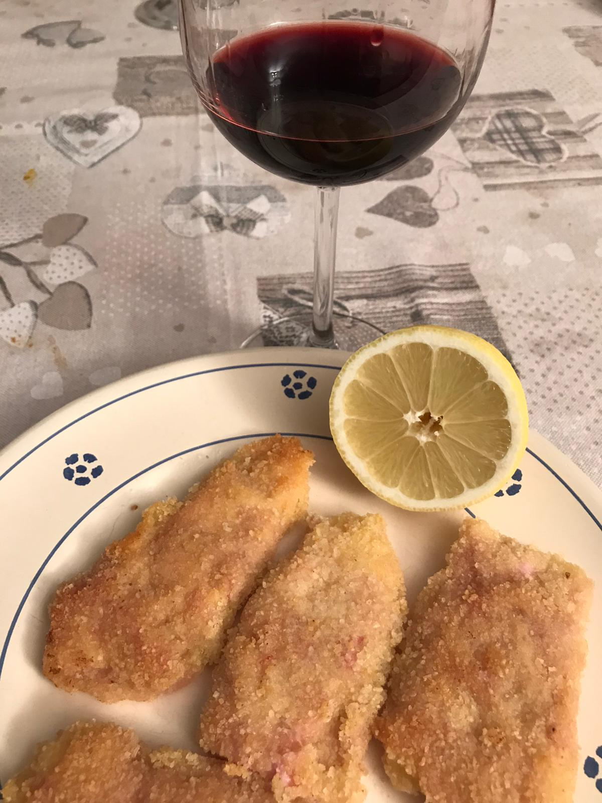 Abbinamento Vino e Cotoletta alla Valdostana