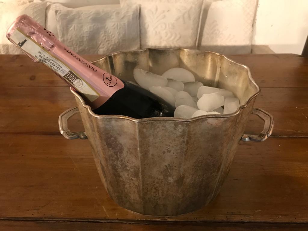Come aprire una bottiglia di spumante