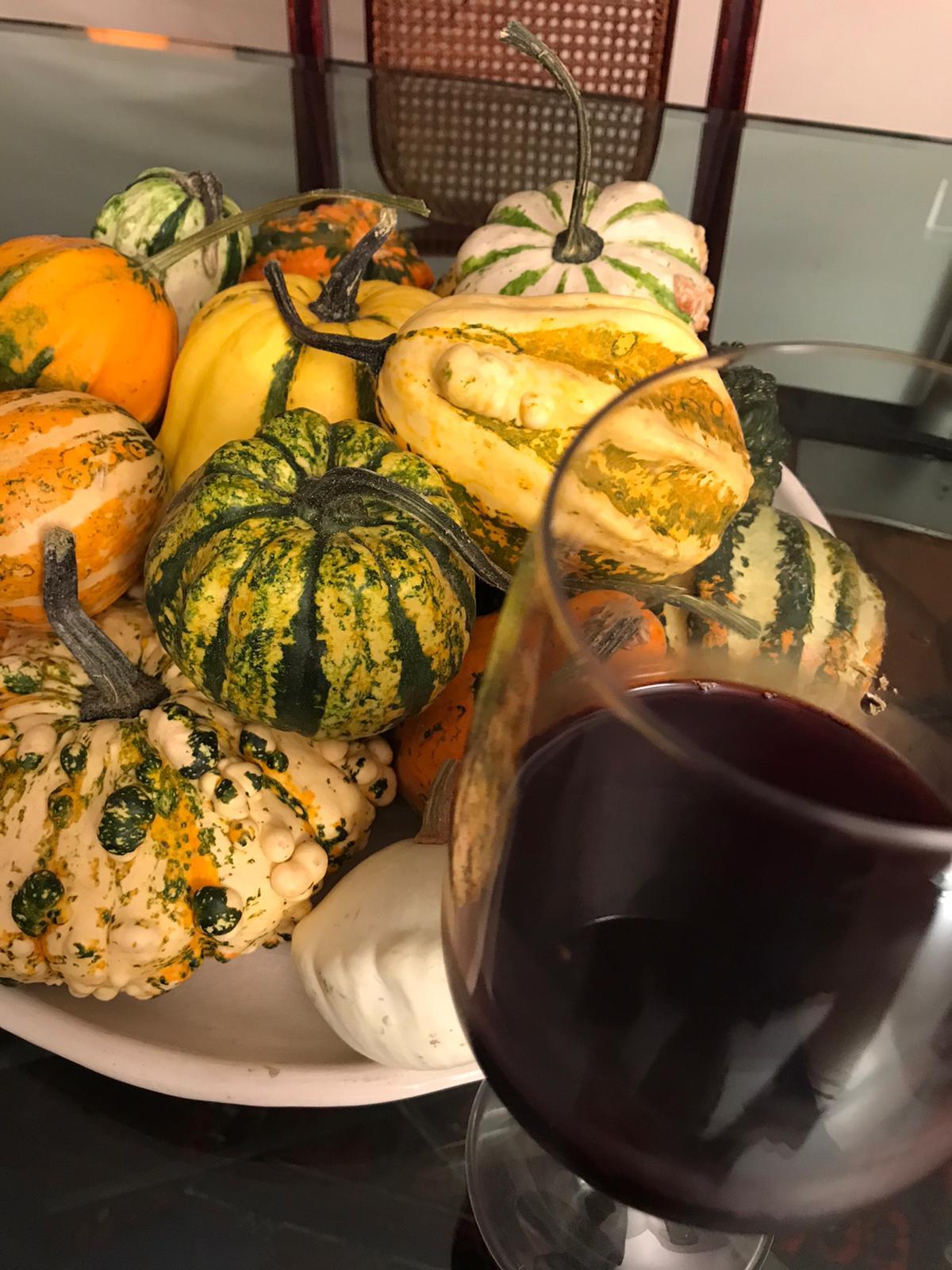Abbinamento Vino e Zucca